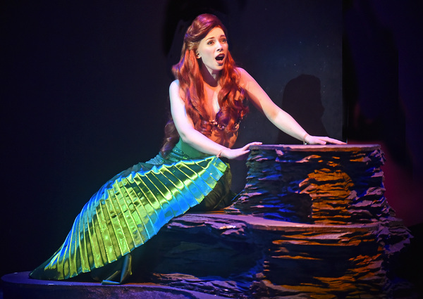 Photo Flash: THE LITTLE MERMAID Swims Into Beef & Boards
