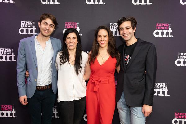 Creator Patrick Lazour, Choregographer Samar Haddad King, Director Taibi Magar, Daniel Lazour