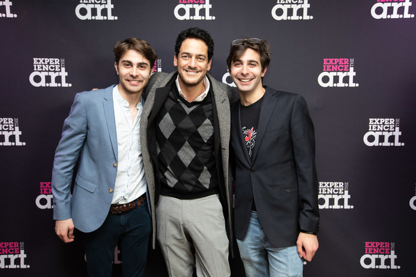 Photo Flash: American Repertory Theatre's WE LIVE IN CAIRO Celebrates Opening Night
