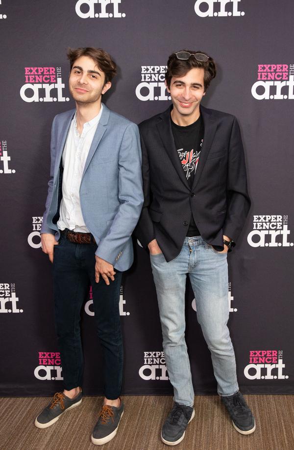 Creators Patrick Lazour and Daniel Lazour