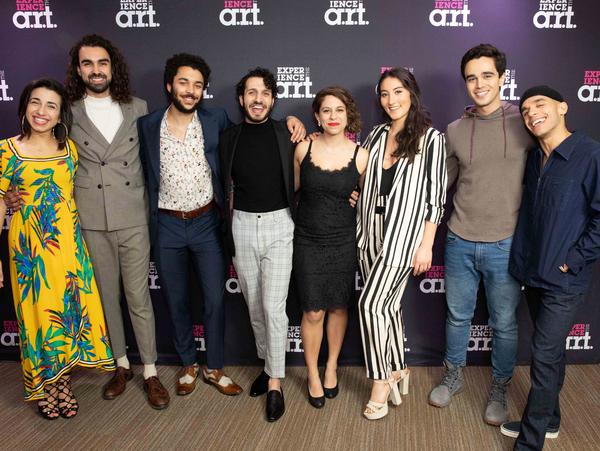 Layan Elwazani, Sharif Afifi, Jakeim Hart, Waseem Alzer, Dana Saleh Omar, Parisa Shah Photo