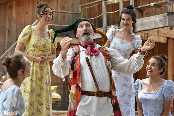 Photo Flash: Theatricum Botanicum Presents Shakespeare's TWELFTH NIGHT