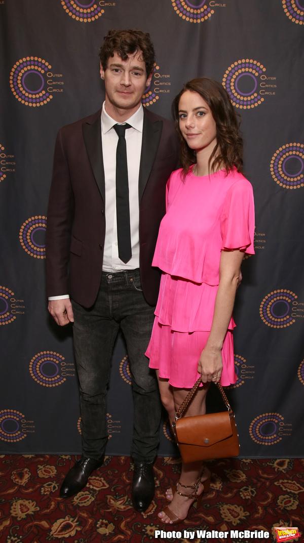 Benjamin Walker and Kaya Scodelario Photo