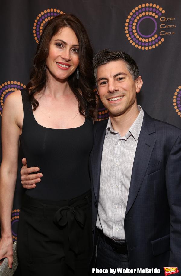 Peter Hylenski and wife  Photo
