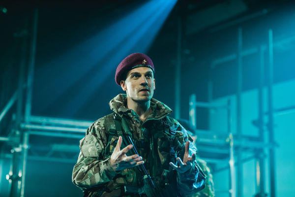 Photo Flash: First Look at HENRY V at the Barn Theatre