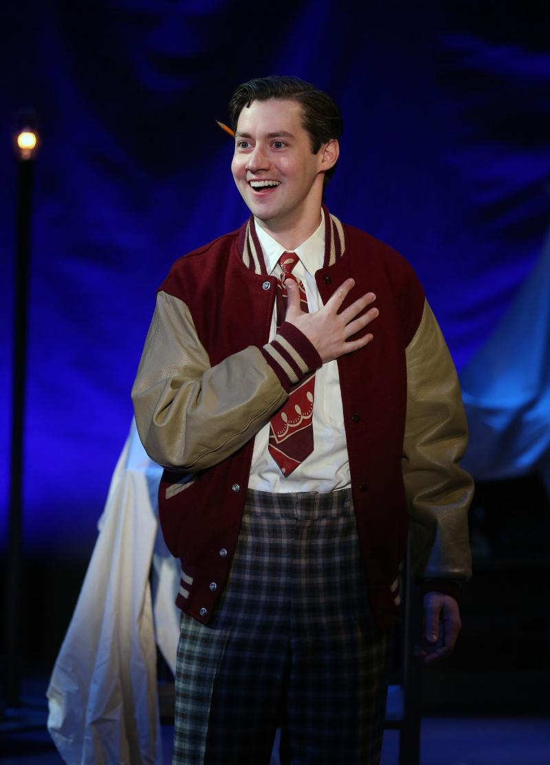 BWW Review: Based on Carl Reiner's Classic, Hilarious ENTER LAUGHING, THE MUSICAL Returns To The York