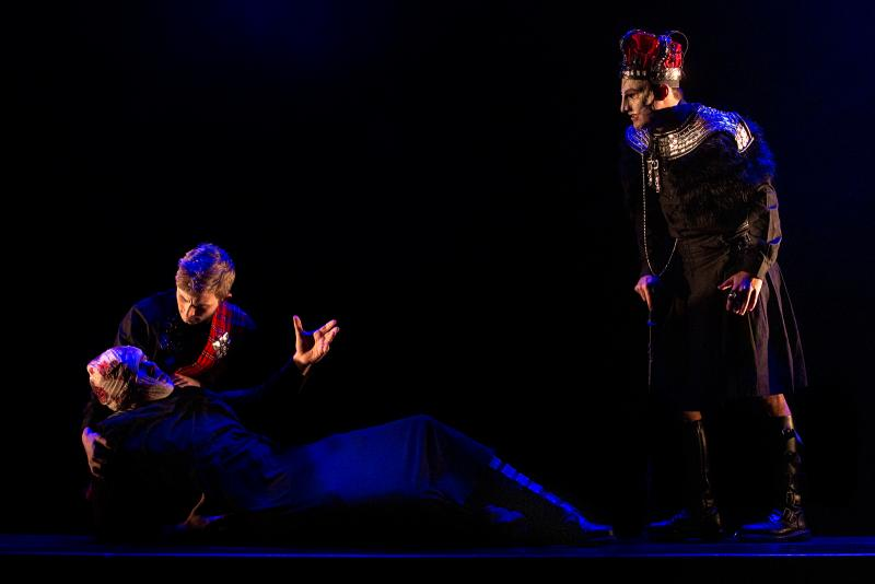 BWW Review: MACBETH's Tragic Tale of Ambition Hauntingly Staged at Theatre on the Bay