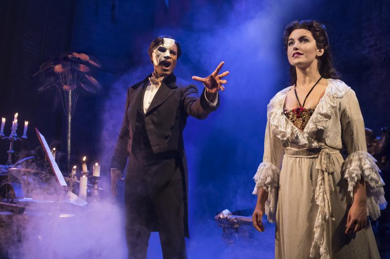 BWW Contest: Win Two Tickets To THE PHANTOM OF THE OPERA at the Hollywood Pantages Theatre!