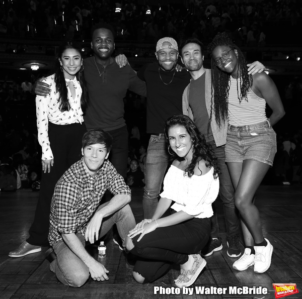 Photo Coverage: Inside the eduHAM Q&A