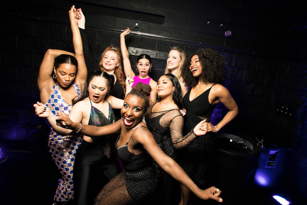 Photo Flash: SIX Celebrates Opening Night