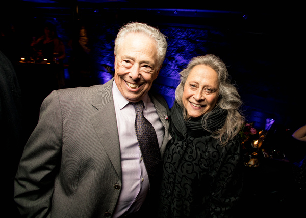 Kenny and Marleen Alhadeff  Photo