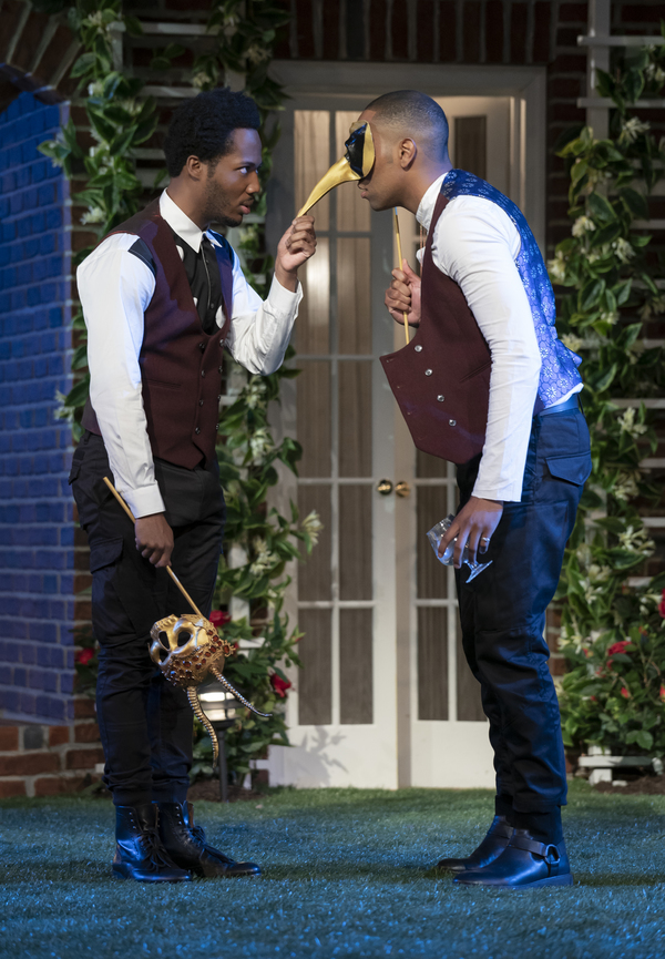 Photo Flash: Danielle Brooks Stars In MUCH ADO ABOUT NOTHING At Shakespeare In the Park