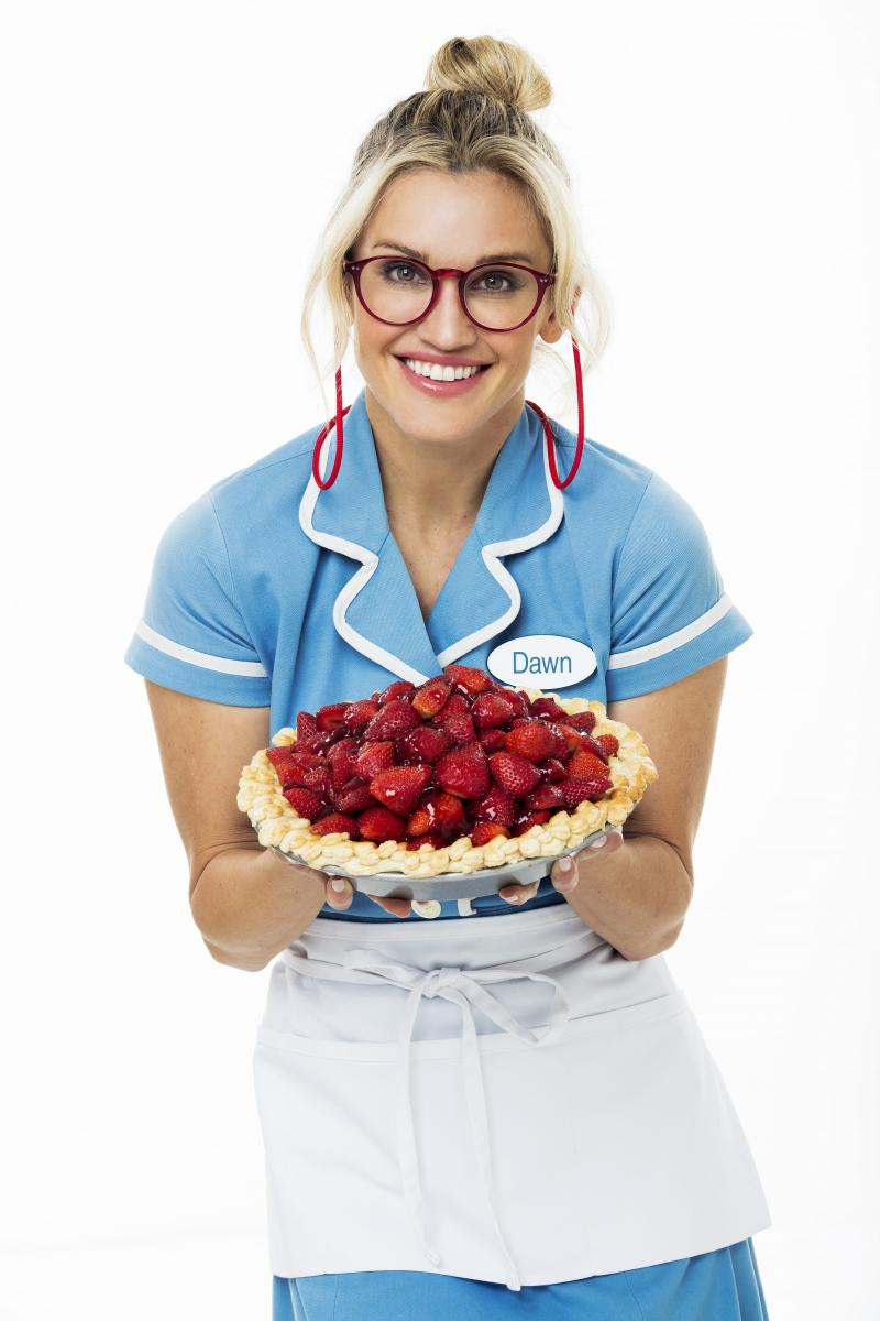 BWW Interview: Ashley Roberts Talks WAITRESS at Adelphi Theatre