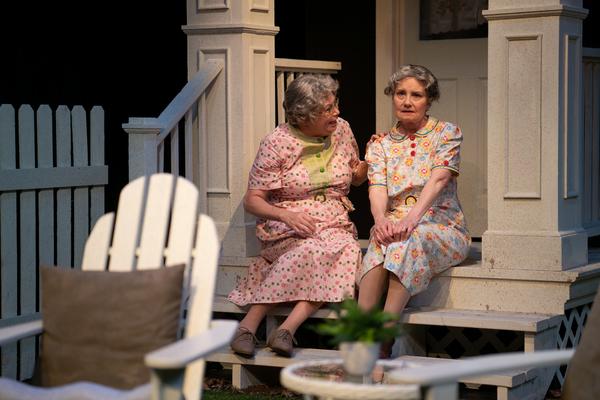 Deb Bluford & Peggy Friesen