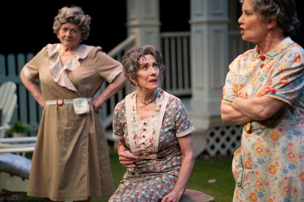 Jeannine Hutchings, Merle Moores, & Peggy Friesen