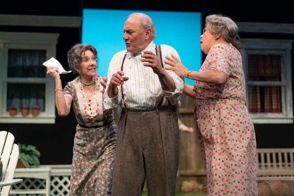 Merle Moores, Gary Neal Johnson, & Deb Bluford Photo