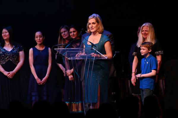 Photo Flash: Paul Newman's SERIOUSFUN CHILDREN'S GALA Returns To NYC