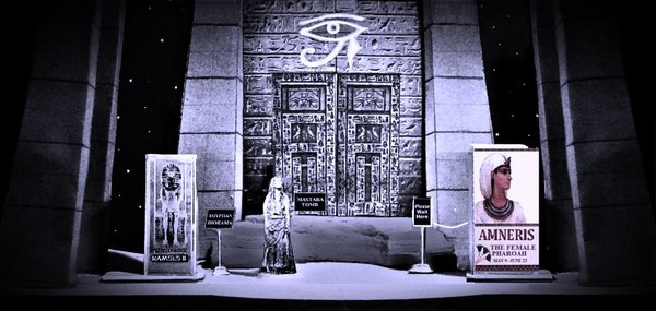 Photo Flash: Get A Closer Look At The Production Design Of AIDA The John W. Engeman Theater