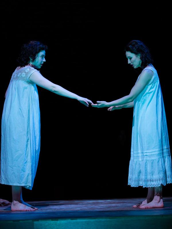 Adina Verson and Elizabeth A. Davis Photo