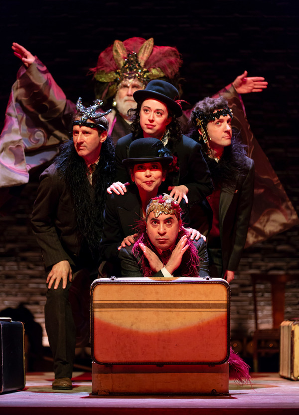 Photos: First Look At INDECENT At The Ahmanson Theatre