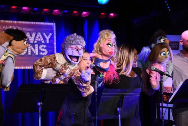 Photos: Broadway Sessions Celebrates AVENUE Q At The Laurie Beechman Theatre