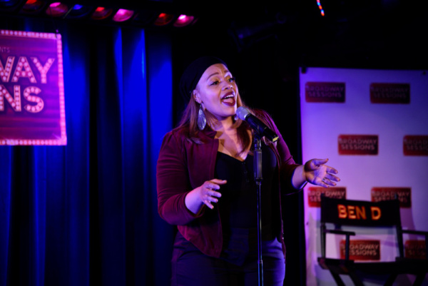 Photo Flash: Broadway Sessions Celebrates AVENUE Q At The Laurie Beechman Theatre