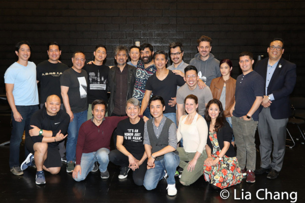 (May 6, 2019) 1st Row: Viet Vo, Steven Eng, Jason Ma, Jonny Lee, Jr., Kristen Lee Ros Photo