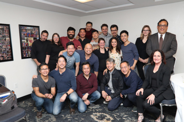 Photo Flash: Ali Ewoldt, Ann Harada, David Henry Hwang And More Celebrate Jason Ma's GOLD MOUNTAIN In Salt Lake City