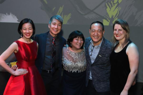 Photo Flash: Ali Ewoldt, Ann Harada, David Henry Hwang And More Celebrate Jason Ma's GOLD MOUNTAIN In Salt Lake City