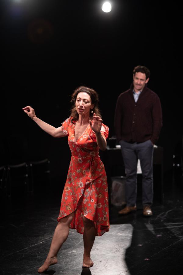 Miranda Jonte and Tim Weinert. Photo by Simon Raymundo.