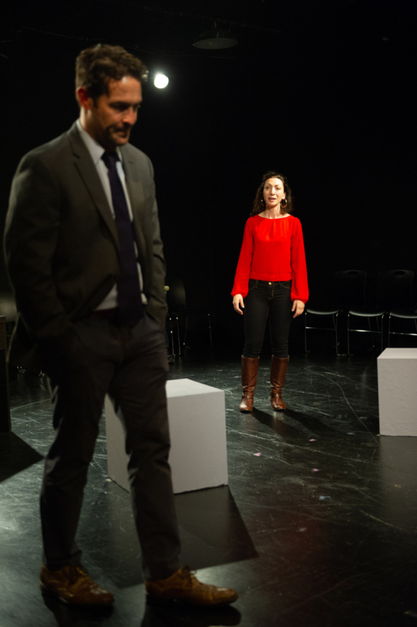 Photo Flash: First Look At BREAKING THE SHAKESPEARE CODE