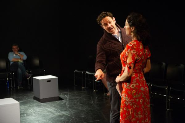 Tim Weinert and Miranda Jonte. Photo by Simon Raymundo. Photo