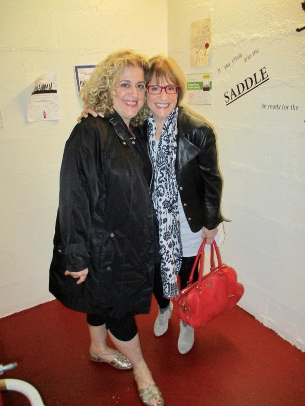 Photo Flash: Patti LuPone, Rachel Bloom, and More Visit OKLAHOMA!