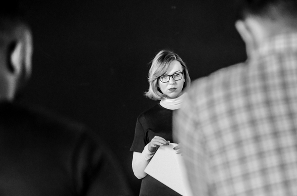 Photos: Inside Rehearsal For Hope Mill Theatre's THE EXONERATED