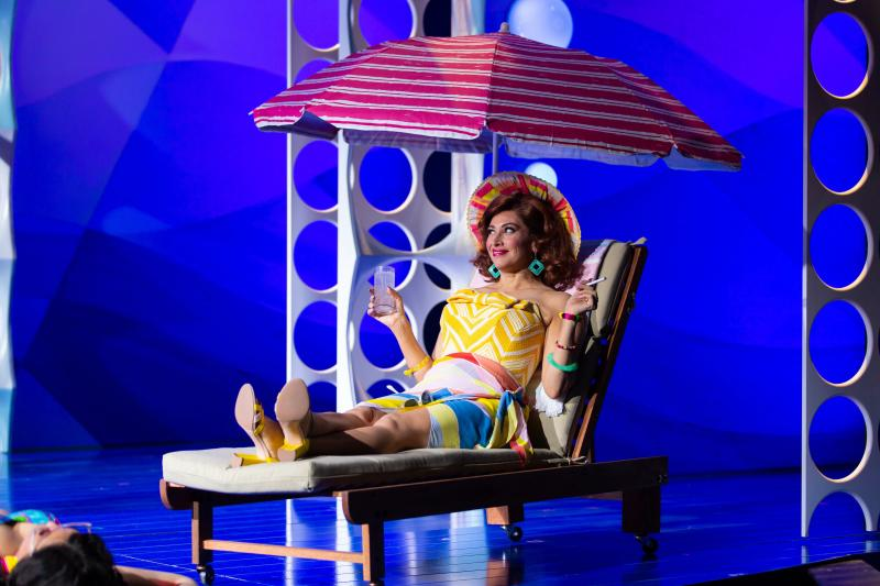 BWW Review: THE FLAMINGO KID at Hartford Stage