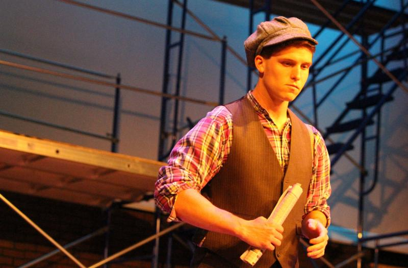BWW Previews: NEWSIES to Seize the Day at Theatre Baton Rouge