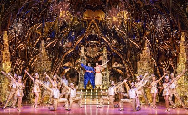 Photo Flash: It's a Whole New World On Tour with Disney's ALADDIN
