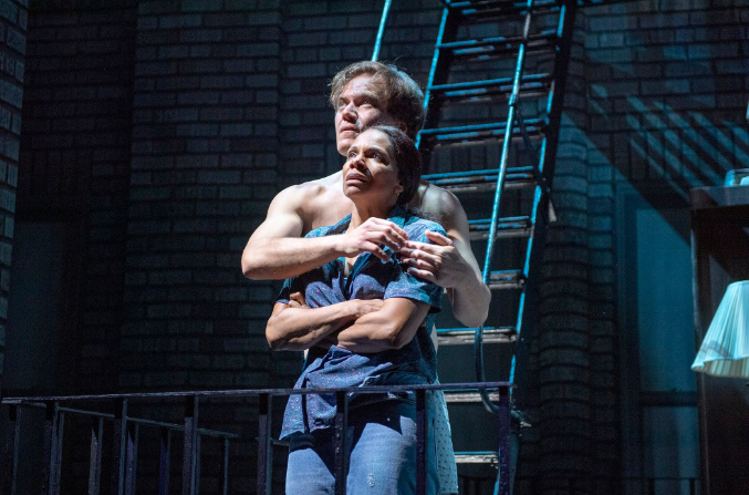 BWW Review: Audra McDonald and Michael Shannon Make Rapturous Music in Terrence McNally's FRANKIE AND JOHNNY IN THE CLAIR DE LUNE