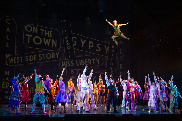 Photo Flash: First Look at JEROME ROBBINS' BROADWAY at TUTS