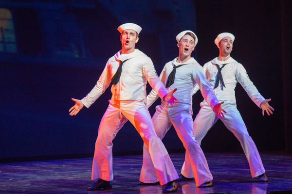 Review Roundup: JEROME ROBBINS' BROADWAY at TUTS; What Did The Critics Think?