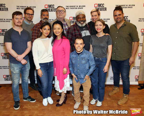 Photo Coverage: Meet the Cast of MOSCOW MOSCOW MOSCOW MOSCOW MOSCOW MOSCOW
