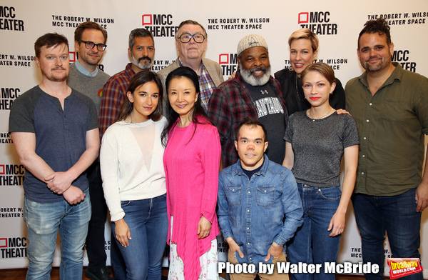 Steven Boyer, Ryan Spahn, Sas Goldberg, Alfredo Narciso, Ako, Gene Jones, Matthew Jeffers, Ray Anthony Thomas, Tavi Gevinson, Rebecca Henderson and Greg Hildreth