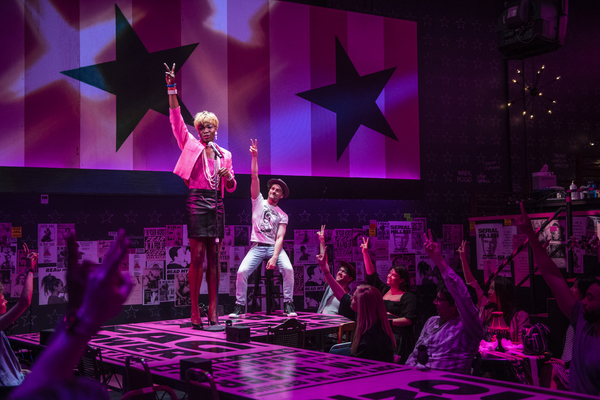 Photo Flash: First Look At MRS. BLAKK FOR PRESIDENT At Steppenwolf