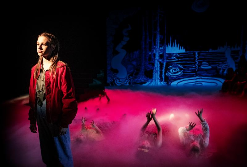 Review and Photos: VILJA ANDAS at The Swedish Theatre Of Helsinki