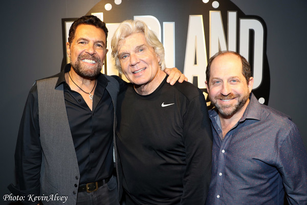Clint Holmes, John Davidson, Jason Kravits