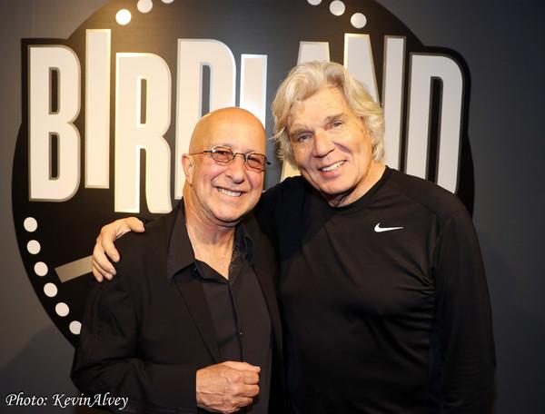 Photo Flash: Birdland Theater Hosts John Davidson