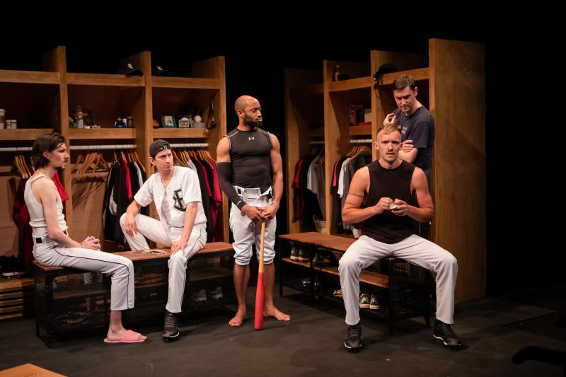 BWW Review: Strawberry Theatre Workshop's TAKE ME OUT Knocks it Out of the Park