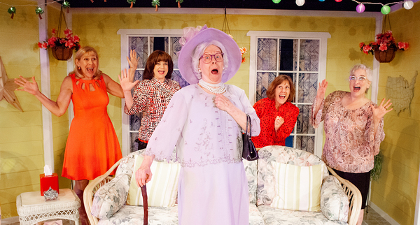 Photo Flash: THE SAVANNAH SIPPING SOCIETY Comes To Swift Creek Mill Theatre