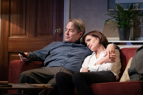 Photo Flash: Matthew Broderick, Elizabeth McGovern And More Star In THE STARRY MESSENGER