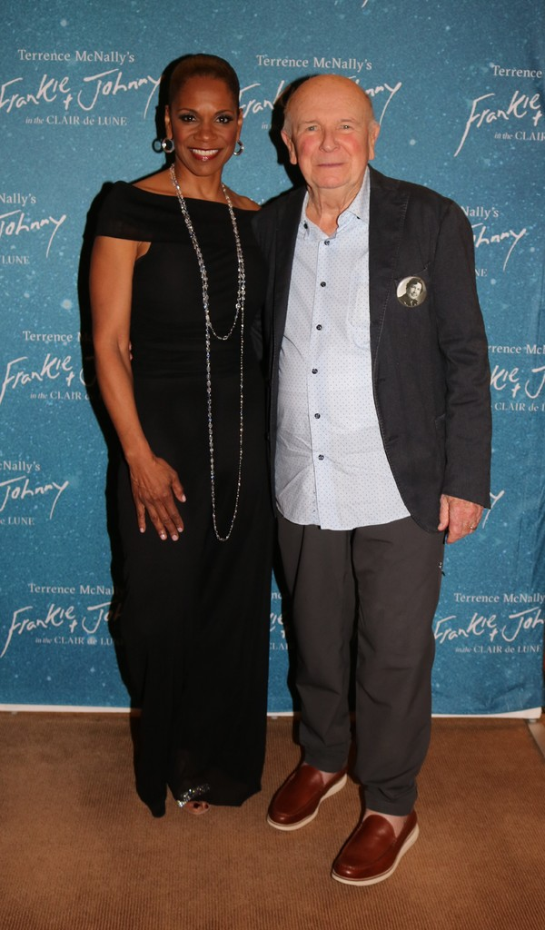 Photo Coverage: FRANKIE & JOHNNY IN THE CLAIR DE LUNE Celebrates Opening Night Early!